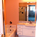 432 North Palm Drive - 1 Bedroom, 1½ Baths, Den - Typical x06 Master Bathroom