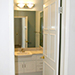 432 North Palm Drive - 1 Bedroom, 1½ Baths, Den - Typical x06 Guest Bathroom